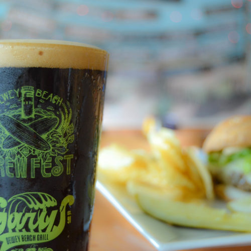 Micro Brewery Dewey Beach - Gary's Dewey Beach Grill / 38° -75° Brewing