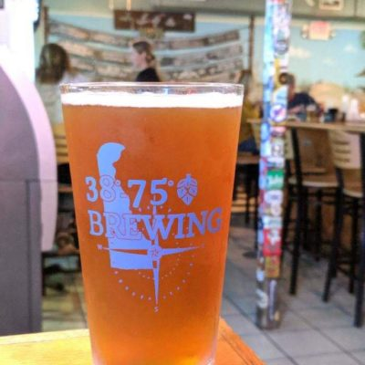 Gary's Dewey Beach Grill / 38° -75° Brewing
