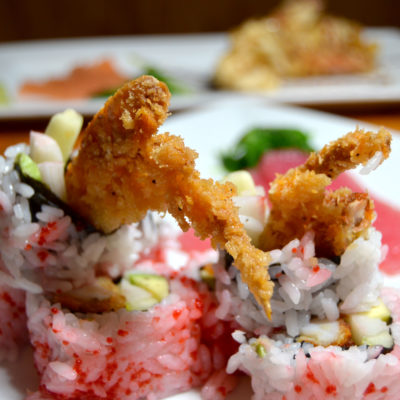 Sushi Restaurant in Dewey Beach Delaware - hand rolled fresh sushi